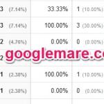 """""""googlemare.com""""はリファラスパム!"""