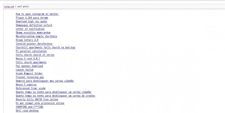 website-stealer.nufaq.comのスクリーンショット