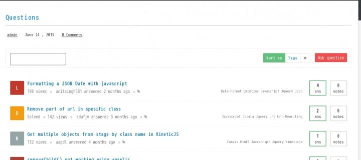 w3javascript.comのサイトのスクリーンショット