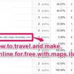 how.to.travel.and.~with.maps.ilovevitaly.comというキーワードスパムが来てる!